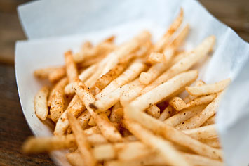 Sam's Old Bay Fries